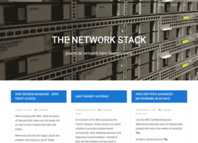 thenetworkstack.com