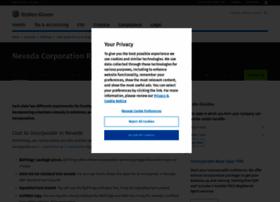 thenevadacompany.com