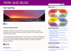 thenewageblog.com