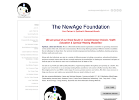 thenewagefoundation.com