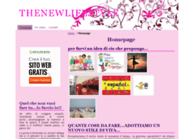 thenewlifestyle.oneminutesite.it