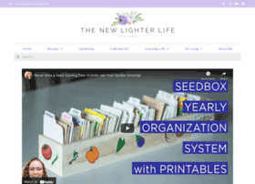 thenewlighterlife.com
