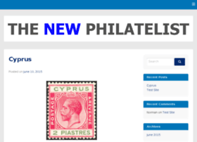 thenewphilatelist.com