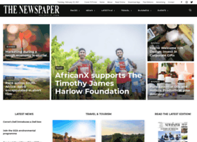 thenewspaper.co.za