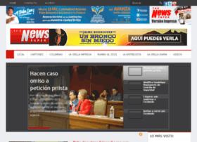 thenewspapermx.com