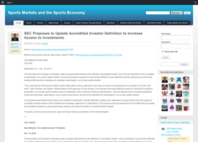 thenewsportseconomy.com
