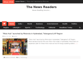 thenewsreaders.com