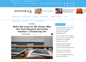 thenewstrack.com