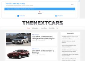 thenextcars.com