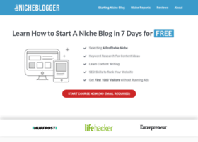 thenicheblogger.com