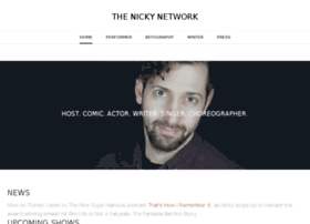 thenickynetwork.com