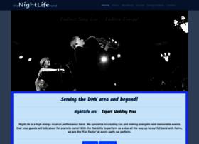 thenightlifeband.com
