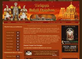 thennangur.tirupatibalajidarshan.com