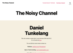 thenoisychannel.com