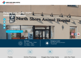 thenorthshoreanimalhospital.com