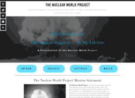 thenuclearworld.org