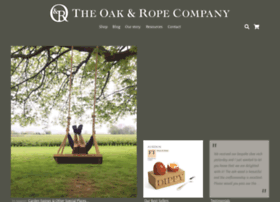 theoakandropecompany.co.uk