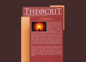 theocrit.sfasu.edu