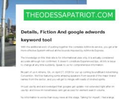 theodessapatriot.com
