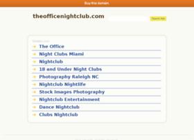 theofficenightclub.com