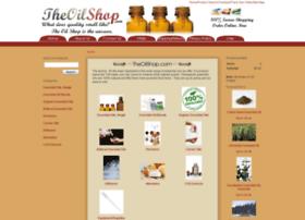 theoilshop.com