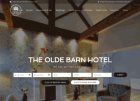 Theoldebarnhotel.co.uk