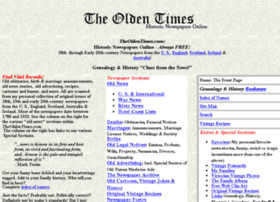 theoldentimes.com