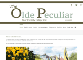theoldepeculiar.co.uk