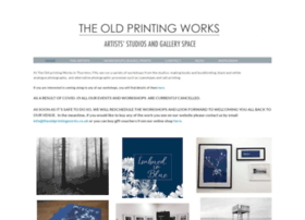 theoldprintingworks.co.uk