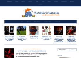 theoliversmadhouse.co.uk