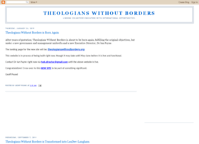 theologianswithoutborders.blogspot.com