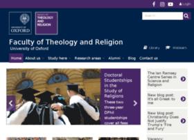 theology.ox.ac.uk