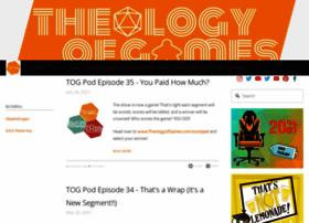 theologyofgames.com
