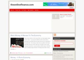 theonlinefinance.com
