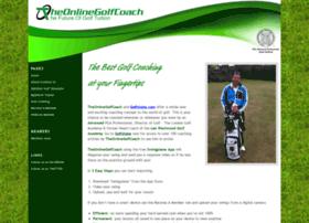 theonlinegolfcoach.com