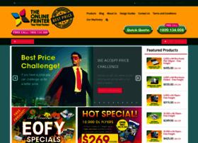 theonlineprinter.com.au