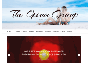 theopiumgroup.com