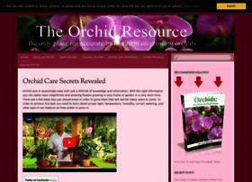 theorchidresource.com