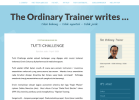 theordinarytrainer.wordpress.com