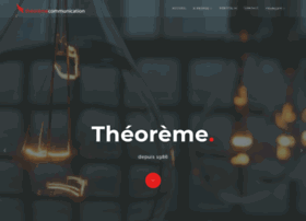 theoreme.ch