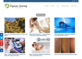 theorganicbeautyexpert.com