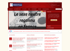 theoriedugenre.fr