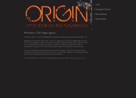 theoriginagency.co.uk
