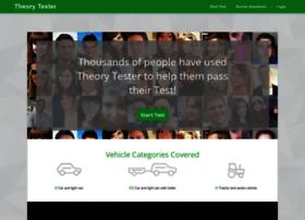 theory-tester.com