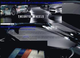 theoryonwheels.com