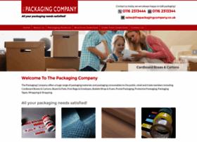 thepackagingcompany.co.uk