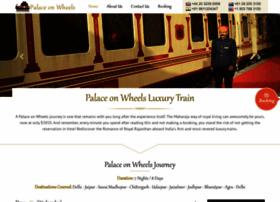 thepalacesonwheels.com