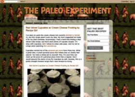 thepaleoexperiment.blogspot.com