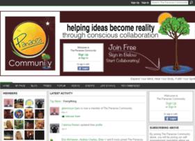 thepanaceacommunity.ning.com
