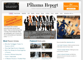 thepanamareport.com